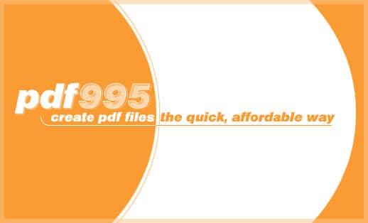 pdf995 Free Download