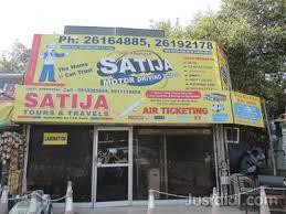 satija driving school RK Puram Delhi
